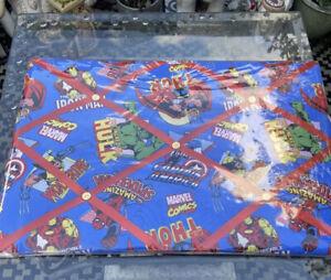 MARVEL COM childrens Fabric Notice Board Memo Board photo board Spider-Man Etc
