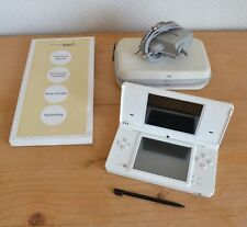 Nintendo DS i - Konsole Handheld - weiss - komplett - Top Zustand