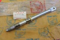 NOS HONDA QA50 NOS LEFT FORK TUBE PIPE HALF PIPE SLIDER #51460-114-000