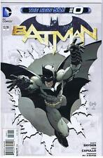 DC Batman The New 52 #0 Capullo First Print