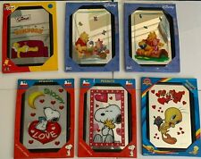 CHARACTER DECORATIVE MIRRORS - Winnie the Pooh/Snoopy/Tweety/Homer