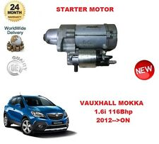 für OPEL MOKKA J 1.6 i 115bhp 2012> auf Anlasser Motor