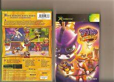 SPYRO DRAGON A HEROS TAIL XBOX / X BOX 360 HERO'S TAIL