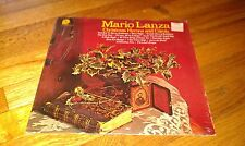Mario Lanza Christmas Hymns And Carols Pickwick CAS-777 Vintage Vinyl Record LP