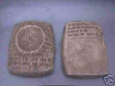 Hittite Cuneiform tablet of In-Teshub Recreation