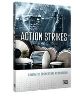 Native Instruments - Action Strikes (Licence Transfer)