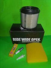Tune up kit air & fuel filter spark plug polaris big boss sportsman xplorer 400L