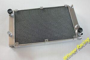 ALUMINUM RADIATOR Fit PORSCHE 944 2.5L NA 924S 2.5 M/T 1981-1991 1989 1990