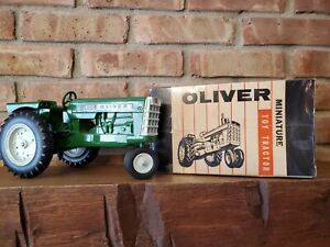 OLIVER MODEL 1800 Toy Farm Tractor, Original Box