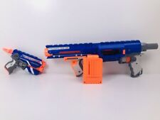 Nerf N-Strike - Raider Slam Fire CS-35 Gun Pump Action, Firestrike Pistol Bundle