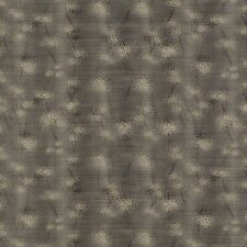 Architex Posy Myrtle Gray ,charcoal, off white Modern Vinyl Upholstery Fabric