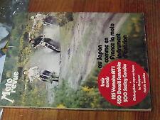 8µ? Revue Moto Revue n°2035 Special ETE Yamaha 125 ATI Ducati 450 Scrambler