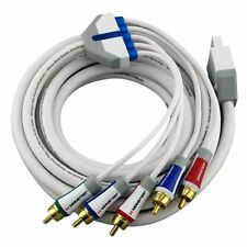 Monster Nintendo Wii 10 ft Cable GameLink Component Video Stereo Audio A/V Kit