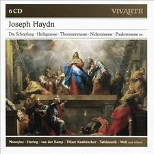 Haydn: Die Schöpfung (The Creation) / Heiligmesse / Theresienmesse / Nelsonmesse