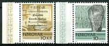 FAROE ISLANDS - 1981 - Antichi scritti faroesi