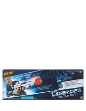 NEW Nerf Laser Ops Burst Fire