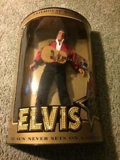 1993 Elvis Presley Jailhouse Rock 45 RPM Doll in original box