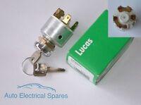 lucas SPB501 31912 47SA ignition switch lock & keys for MGB MG Midget TRIUMPH