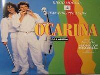 Diego Modena & Jean-Philippe Audin Ocarina (1991) [CD]