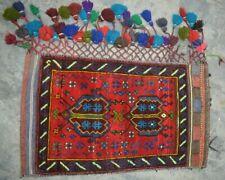 N1132 Vintage Handmade Afghan Balisht Stunning Cushion Cover Pillow 90 x 53 Cm
