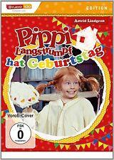 PIPPI LANGSTRUMPF HAT GEBURTSTAG  DVD NEU