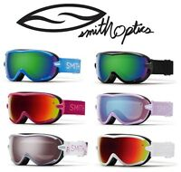Smith Optics Women's Virtue Snowboard / Ski Goggles, Many Colors, Brand NEW!