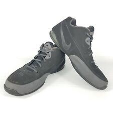 best sneakers 3f7dd 81c79 Nike Zoom Uptempo 2008 Basketball Shoes Mens 11.5 Black   Gray 318396-002
