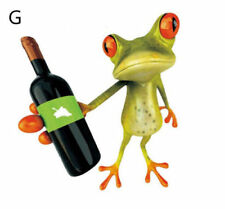 LARGE Frog Decal/Sticker-Funny/Cute-for Wall/Car, Etc-Waterproof/Wine Bottle!!