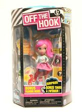 """Off The Hook VIVIAN - 4"""" Doll with Mix and Match Fashions - New in Box -Surprise"""