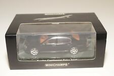 * MINICHAMPS BENTLEY CONTINENTAL FLYING SPUR 2005 BLACK MINT BOXED