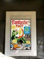 Marvel Masterworks: Fantastic Four Vol. 1 (Marvel TPB) OOP
