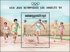 Olympic Summer Games, Los Angeles (II) (137A) (MNH)