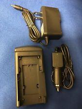 Multi Charger For Sony NP-F550/FM50/QM71D/FF50/FP50/FH40,BN-V607 VW-VBD1..80%OFF