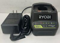 Ryobi P118B ONE+ 18V Li-Ion NiCD Dual Chemistry Battery Charger