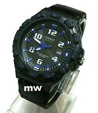 Latest Casio MRW-S300HB-8B Solar Powered Men's Sports Cloth Nylon Watch MRW300
