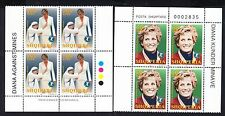1998 Albania. Albanian Stamps. Diana Against Mine.  4 Sets. MNH