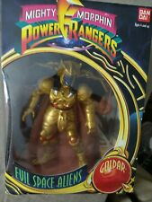 Mighty Morphin Power Rangers Evil Space Aliens Goldar Unopened New Box