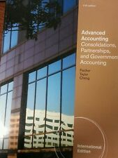 Advanced Accounting: Consolidations,Partnerships & Government Accounting FISCHER