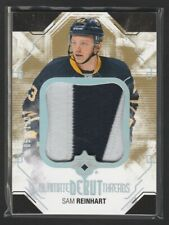 2014-15 Ultimate Collection Debut Threads Sam Reinhart 051/100 Rookie Patch