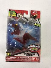 Dino Super Charge Series 2 Translucent Red Allosaurus Zord Holder Only