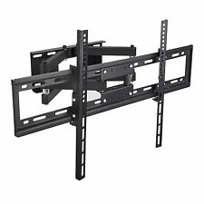 Flat Panel TV Wall Mount Full Motion Tilt Swivel LCD LED 32