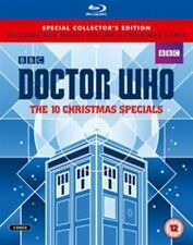 Doctor Who The 10 Christmas Specials 5051561003141 With Michael Gambon Region B