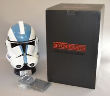 MASTER REPLICAS STAR WARS 501ST SPECIAL OPS TROOPER HELMET 1:1 ARTIST PROOF