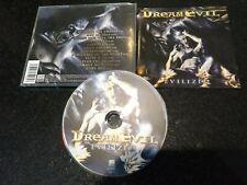 "DREAM EVIL ""EVILIZED"" 2003 CD (METAL)"