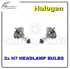 2 X Reemplazo Halogeno H7 100w 477 Cabeza Lámparas Bombitas