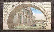 Vue d'optique ancienne Rome