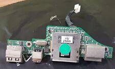 USB Cardreader LAN Board 35G3P5000-20 aus Notebook Fujitsu Amilo M1439G TOP!