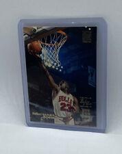 1993-94 Stadium Club Triple Double #1 Michael Jordan