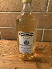 New Starbucks marshmallow Flavored Syrup 1 Liter 33.8 fl oz Bottle