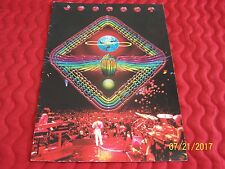 Journey 1979 Tour Concert Program Book - Ultra Rare!